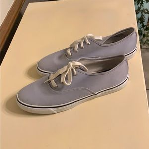 Sperry Top Sider Canvas tennis shoes
